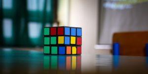 Zauberwuerfel Rubiks Cube Original